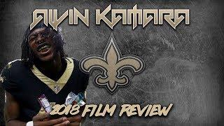 RB Alvin Kamara | Saints 2018 Film Study | Extended Look