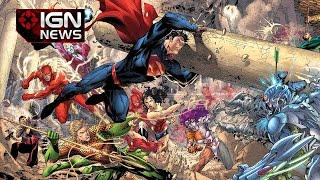DC To End 14 Comics In March 2015 - IGN News
