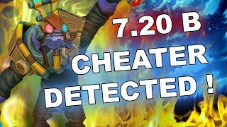7.20b Dota 2 Cheater - TINKER with AUTO KILL Scripts!