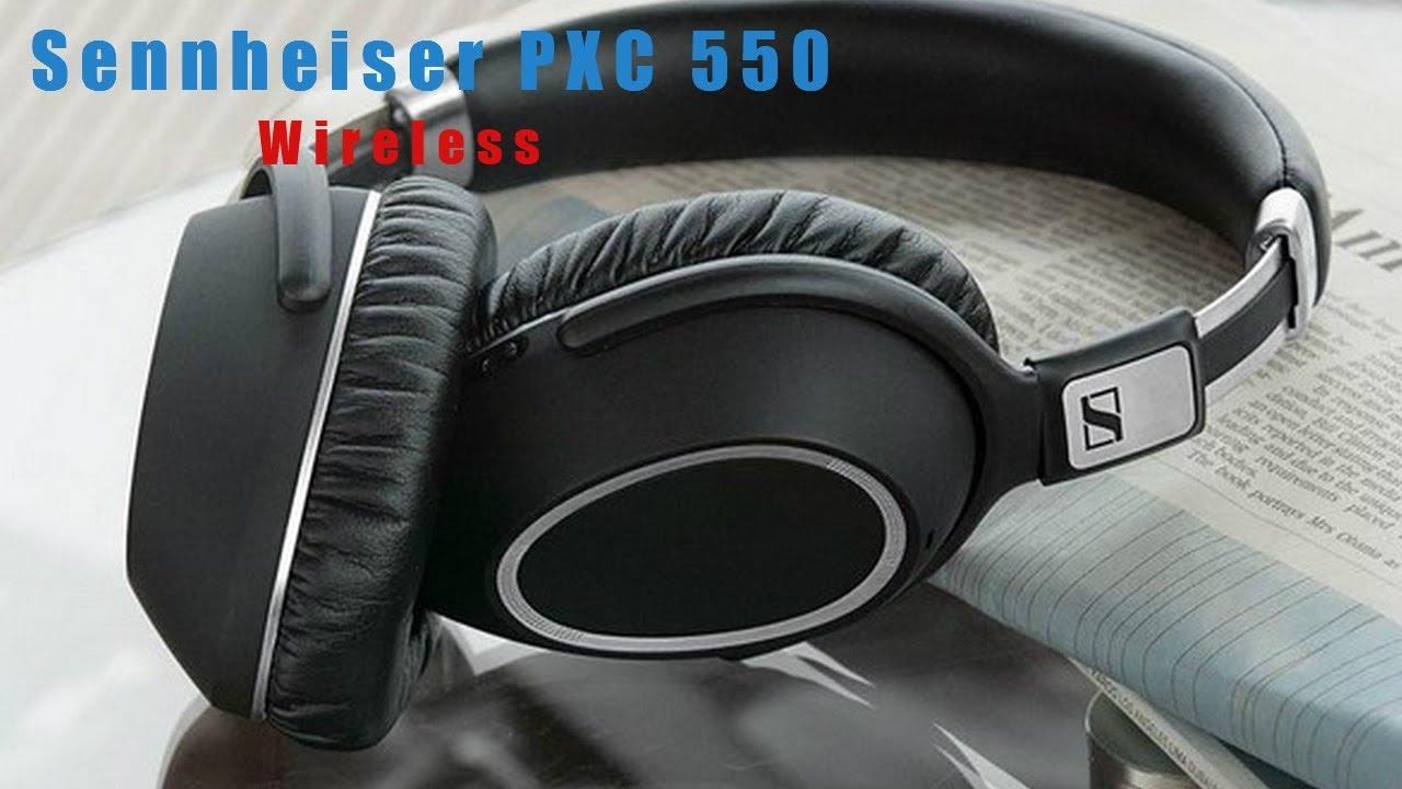 Sennheiser pxc 550 btnc wireless bluetooth noise-cancelling headphones