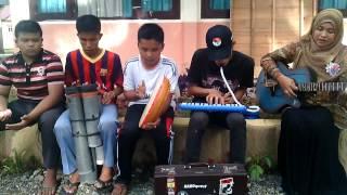 Musik kreasi SMA N 1 Meukek.SM3T UNP Aceh Selatan