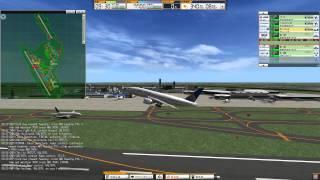 ぼくは航空管制官3 成田ワールドウイングス Stage 1 Air Traffic Contro...
