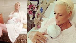 Brigitte Nielsen Has Opened Up About Giving Birth At 54 – And Just How Far She Was Willing To Go