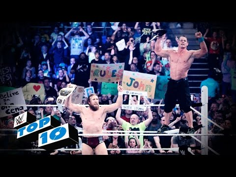 Top 10 WWE SmackDown moments: April 16, 2015