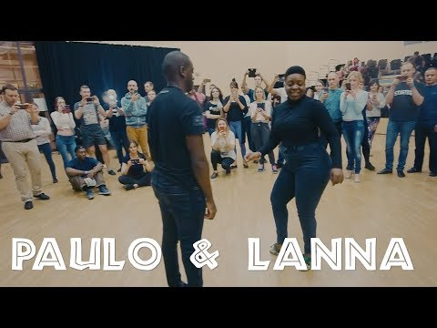 PAULO CRUZ & LANNA ZAMORA   Vilnius Kizomba Festival 2019