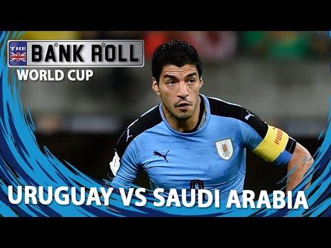 Uruguay vs Saudi Arabia | World Cup 2018 | Match Predictions