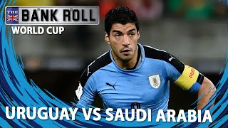 Uruguay vs Saudi Arabia | World Cup 2018 | Match Predictions