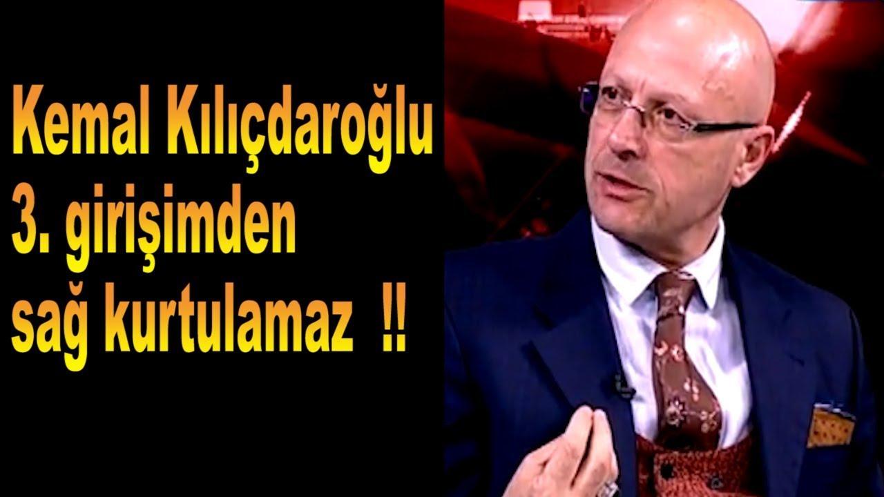 Kemal Kılıçdaroğlu 3. girişimden sağ kurtulamaz !! Erol Mütercimler