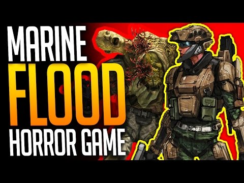 Halo Club - Marine Flood Horror Game!? + Halo Animated Series!