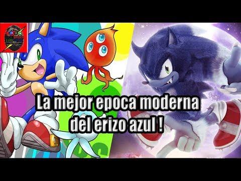 Sonic Unleashed/Sonic Colors (X360/Wii) : La Mejor Epoca Moderna del Erizo