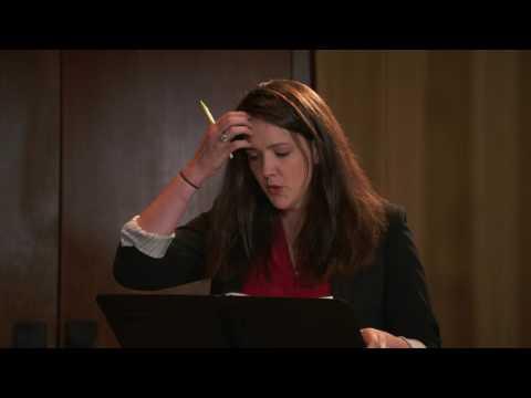 Susanna Phillips Rehearses L'Amour de Loin