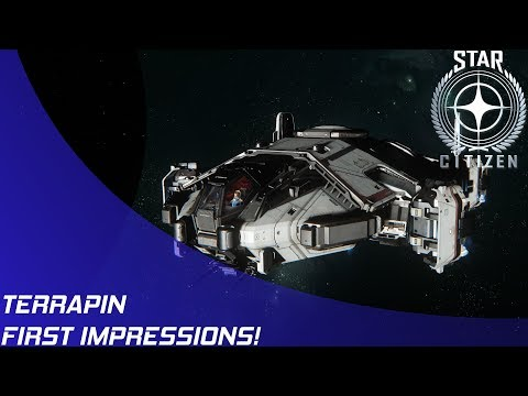 Star Citizen: 3.1 - Terrapin First Impressions