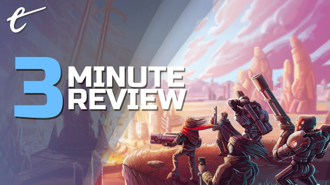 Star Renegades | Review in 3 Minutes (Video Game Video Review)