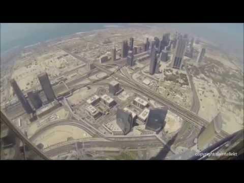 Dubai  y Abu Dhabi Honeymoon 2014