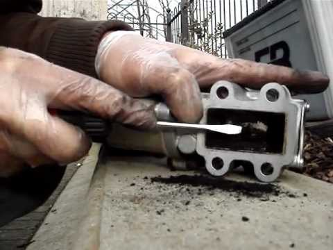 egr valve clean/replace