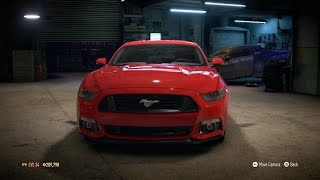 Need For Speed 2015 - Ford Mustang GT 2015 - Test Drive Gameplay (XboxONE HD) [1080p60FPS]