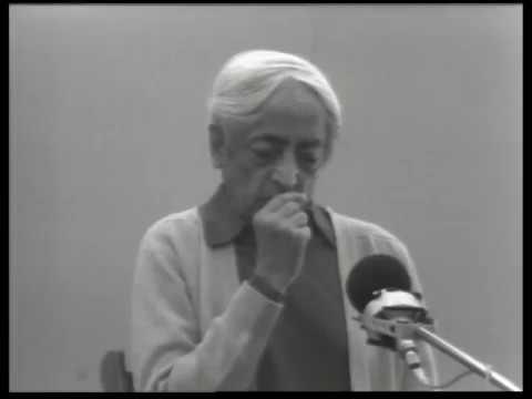 J. Krishnamurti - Saanen 1976 - Public Talk 7 - When You Are A Light To Yourself You Are...