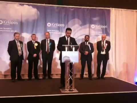 Dewsbury General Election 2010