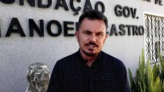 Morada Nova: Prefeito Vanderlei esclarece sim do convênio com a fundação São Lucas.