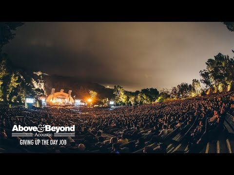 Above & Beyond Acoustic - We're All We Need (Live At The Hollywood Bowl) 4K