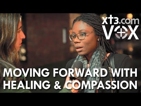 Moving Forward with Healing and Compassion | Xt3 Vox