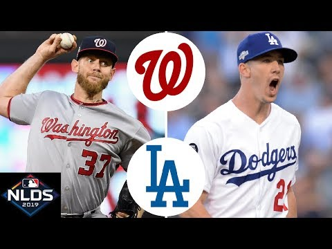 Washington Nationals vs. Los Angeles Dodgers Highlights | NLDS Game 5 (2019)
