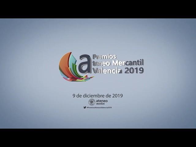Premios Ateneo Mercantil Valencia 2019