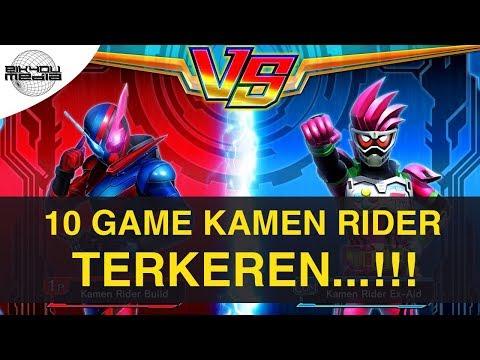10 Game Kamen Rider Yang Pas Buat Ngabuburit!!