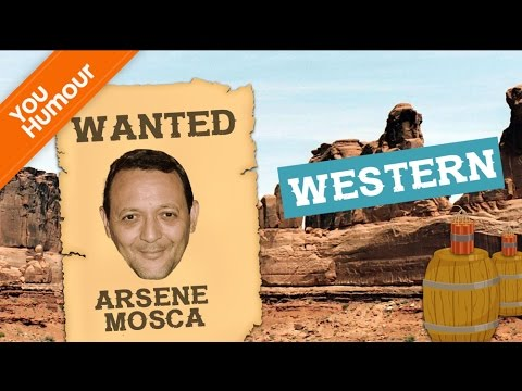 Arsène MOSCA, Le western