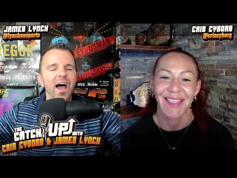 Cris Cyborg talks: Starting her own MMA promotion, training w/ Sabina Mazo, Wand Vs Belfort and more
