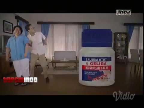 Iklan Balsem Otot Geliga - Dapur Sumur Kasur
