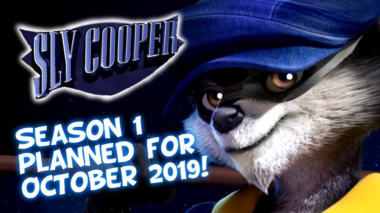 Sly Cooper TV Show - Season 1 Planned For October 2019! Thoughts & Concerns