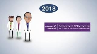 El Dr. Nasser Zawia la enfermedad de Alzheimer de dibujos animados