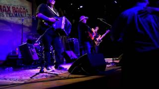 "Los Texmaniacs ""Waltz Across Texas"" at the Hamilton DC"