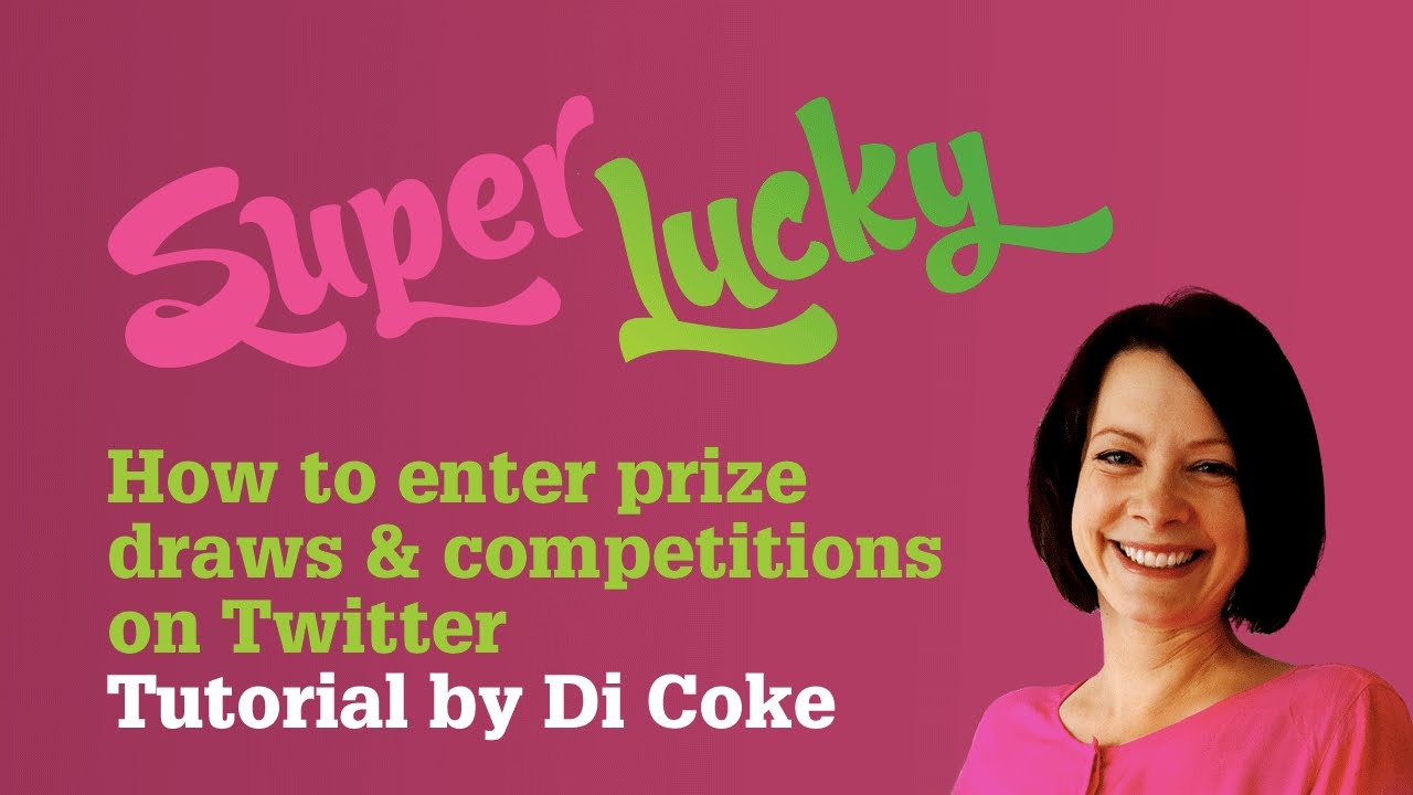 How to enter competitions and prize draws on Twitter
