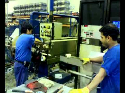 plastic machine operator
