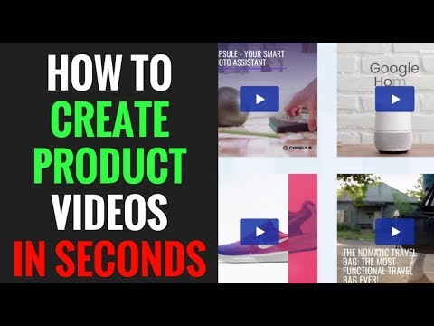 How To Make Shopify Product Videos in Seconds! Clip Man