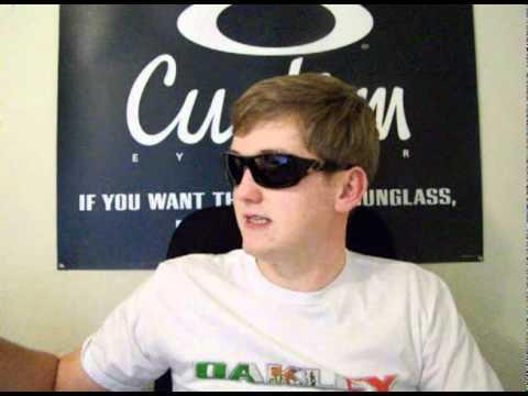 Oakley Sideways Vs Gascan Youtube