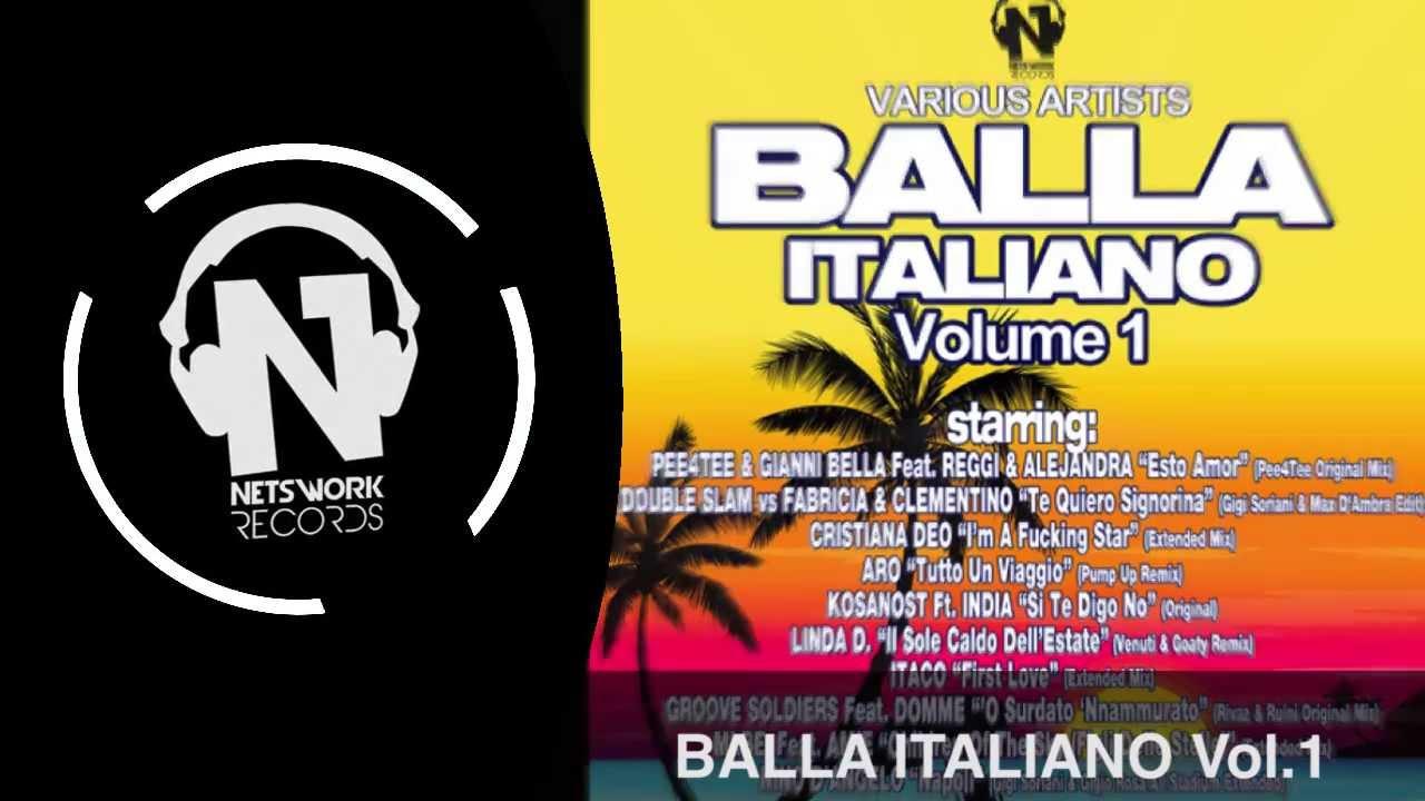 Balla Italiano Vol.1 (Teaser)