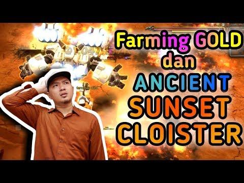 [Eng Sub] LADANG GOLD DAN ANCIENT GEAR SUNSET CLOISTER DRAGON NEST SEA