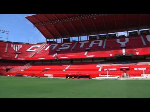 360º Interior Estadio Ramón Sánchez Pizjuán