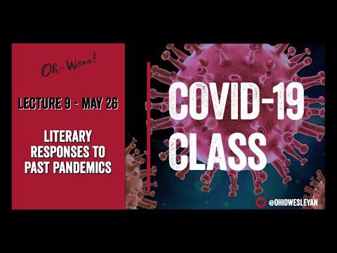 Coronavirus In Literature