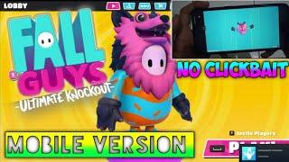 Rilis Fall Guys Android Asli Dari Developernya langsung(by Mediatonic)