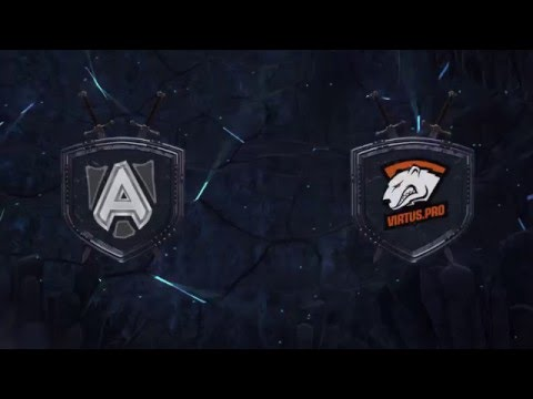 Alliance vs Virtus.pro (BO3) - Game 1 - Captain's Draft 3.0