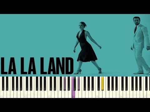La La Land OST - Another Day Of Sun - Piano Tutorial