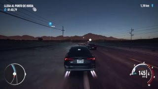 jugando need for speed payback modo historia capitulo #5 (pc)