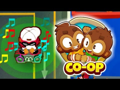 CO-OP MODE IS HERE! Bloons TD 6 NEW 11.0 Update!