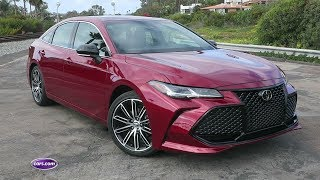 2019 Toyota Avalon: First Drive Review – Cars.com
