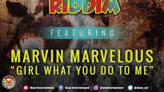Marvin Marvelous - Girl I Want Your Body [Rusty Zinc Riddim] June 2018