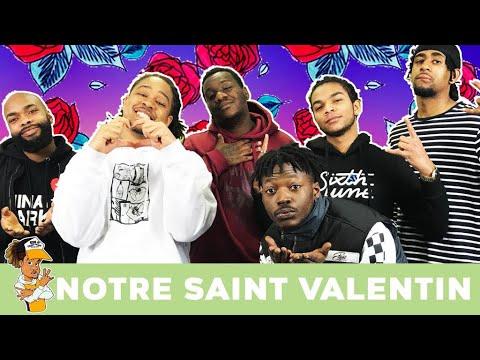 La Saint-Valentin de l'équipe !!! ( Baloo, Fodje Sissoko, Ayma L'ours, Dog Logan, La Mad, Yoshi )